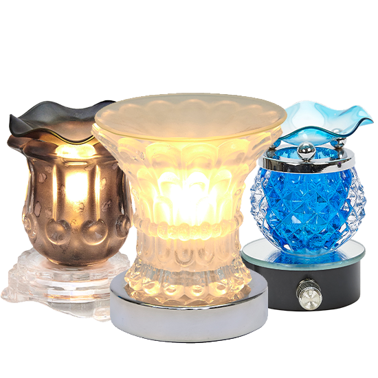 Wholesale Touch Dimming And Plugin Oil Warmers