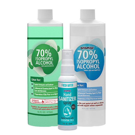 Wholesale Wintergreen Alcohol IPA Alcohol Hand Sanitizer For Wholesale