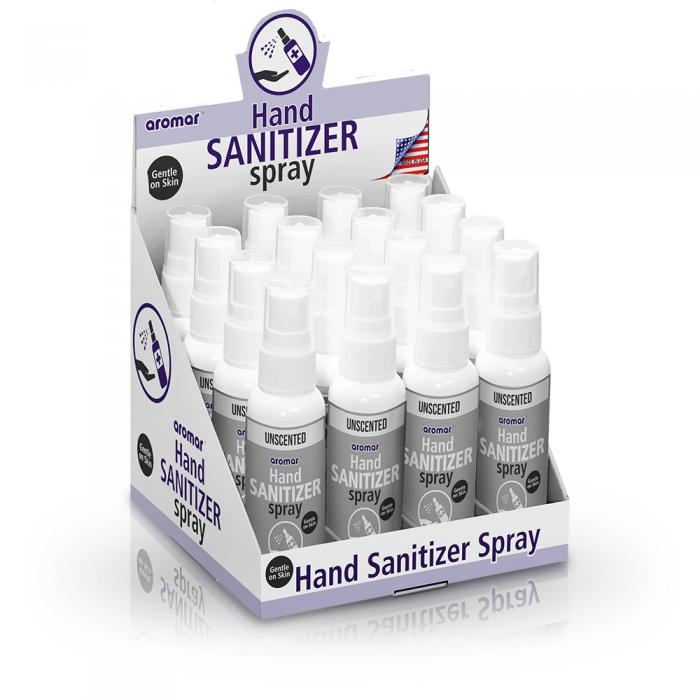 Spray Sanitizers PDQ
