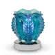 Glass Royal Touch Oil Warmer Blue